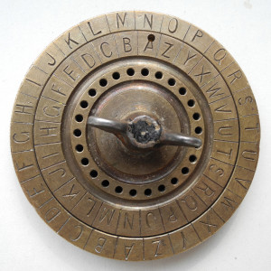 basic cipher disk